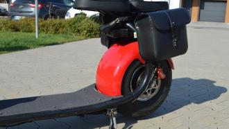 Scooter Electric Chopper 2 Lith. Bat. 35km/h 80km ML-SC03