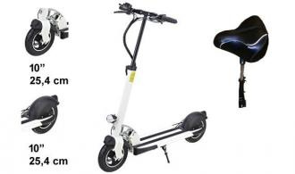 "Electric Scooter S11 10"" Lith. Bat. 15km/h 90km S2"