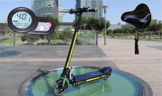 Electric Scooter GOGO K11 Lith. Bat. 15km/h 90km