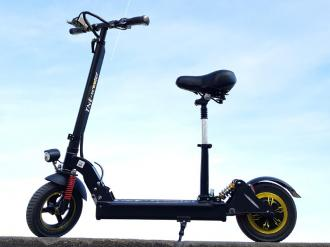 Electric Scooter K42 Lith. Bat. 60km/h 110km 200kg