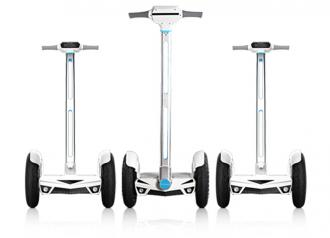 AirWheel S3 White-Blue 260Wh