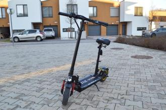 Electric Scooter K41 Lith. Bat. 50km/h 95km 200kg