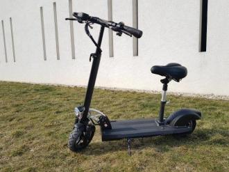 "Electric Scooter S23 10"" Lith. Bat. 35km/h 80km S2"