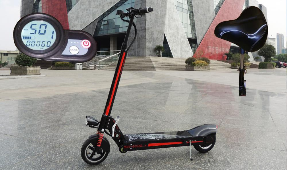 Electric Scooter GOGO K23 Lith. Bat. 38km/h 80km