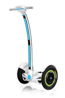 Segway AirWheel S3  White-Blue 520Wh Sample sell EEE